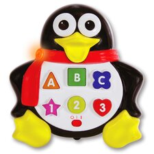 Early Learning Animal Pals ABC - 123 Penguin Pal
