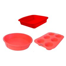 Cake and Muffin Bakeware Set