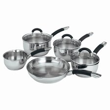 <strong>Ready Steady Cook</strong> Bistro 5 Piece Cookware Set