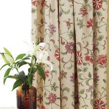 Kalamkari Lined Curtain Set