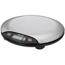 Salter Stainless Steel Electronic Kitchen Scale