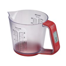 <strong>Taylor</strong> 4 Cups Digital Scale with Measuring Cup