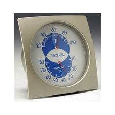 Humidiguide and Thermometer