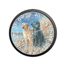 Image Gallery Labradors Thermometer