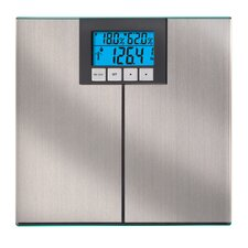 Body Fat Digital Bath Scale with Stainless Steel Platform