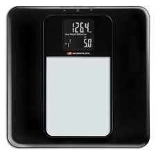 <strong>Taylor</strong> Bowflex Weight Tracking Digital Bath Scale