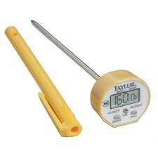 <strong>Taylor</strong> Five Star Commercial Instant Read Pocket Thermometer