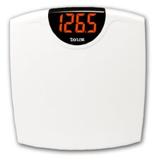 Electronic Scale in White