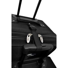 <strong>Traveler's Choice</strong> 4- Piece Luggage Set