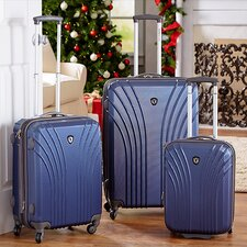 3 Piece Hardsided Expandable Luggage Set