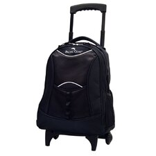 <strong>Traveler's Choice</strong> Pacific Gear Lightweight Wheeled Backpack