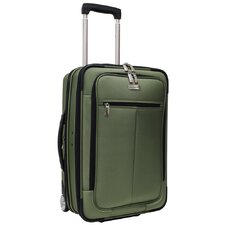 "Sienna 21"" Hybrid Hardsided Rolling Carry On Garment Bag"
