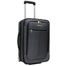 """Sienna 21"""" Hardsided Rolling Carry On Garment Bag"""