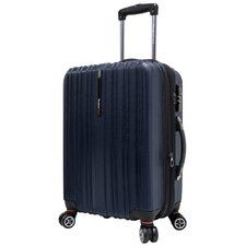 "<strong>Traveler's Choice</strong> Tasmania 21"" Expandable Hardsided Spinner Suitcase"
