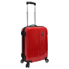 "Sedona 100% Pure Polycarbonate 21"" Expandable Spinner Luggage"