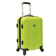"""Cambridge 20"""" Hardsided Carry On Spinner Suitcase"""