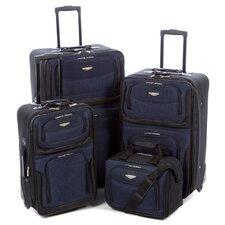 Amsterdam 4 Piece Luggage Set