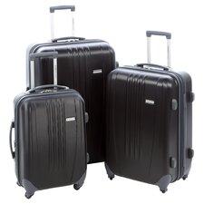 Toronto 3 Piece Hardsided Spinner Luggage Set