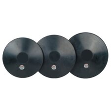 Practice 2 kg Rubber Discus for College