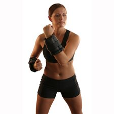 <strong>Amber Sporting Goods</strong> Adjustable Ankle / Wrist Weights with Single Strap (Set of 2)