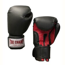 """The Champ"" Velcro Boxing Gloves"