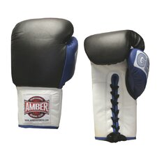 <strong>Amber Sporting Goods</strong> 18oz. Gel Training Gloves Laceup
