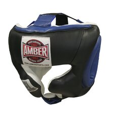 <strong>Amber Sporting Goods</strong> Medium Gel Traditional Training Headgear