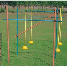 Outdoor Coaching Hurdle (Set of 3)
