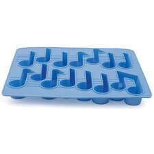 <strong>Kikkerland</strong> Musical Notes Ice Tray Summer in the City