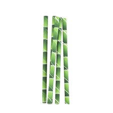 Box of 36 Extra Large Bamboo Paper Straws