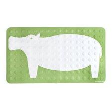 Bath Mat Hippo