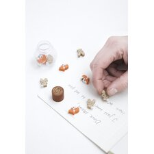 Woodlands Erasers (Set of 10)