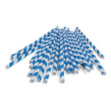(144 per Carton) Paper Straws (Set of 2)