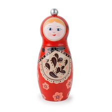 Babushka Pepper Mill