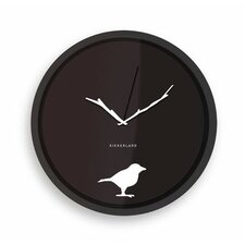 "8"" Early Bird Wall Clock"