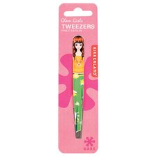 <strong>Kikkerland</strong> Glam Girl Tweezers