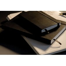 Large Plain Notebook