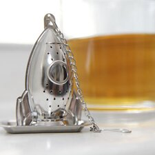 <strong>Kikkerland</strong> Rocket Tea Infuser