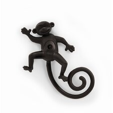 <strong>Kikkerland</strong> Monkey Cable Photo Holder (Set of 4)