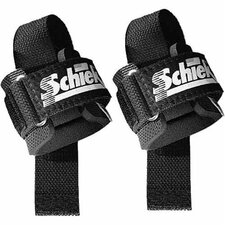 <strong>Schiek Sports, Inc.</strong> Power Lifting Straps in Black
