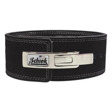 Schiek Lever Competition Power Belt in Black