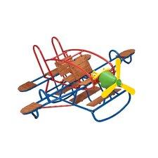 Airplane 7 Seat Teeter Totter