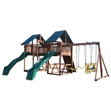 <strong>Swing Town</strong> Sequoia Swing Set