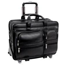 P Series Clinton Leather Laptop Catalog Case