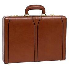 V Series Lawson Leather Attache Case