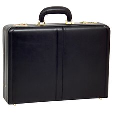 V Series Harper Leather Attaché Case