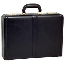 V Series Harper Leather Attache Case