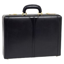 V Series Turner Leather Attache Case