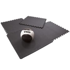 Interlocking Floor Mat (Set of 4)