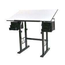 Liz Melamine Drawing Table